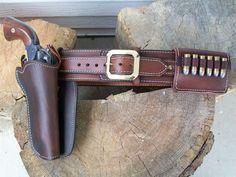 Cowboy rig made at Boulder Creek Saddle Shop, Kettle Falls, WA