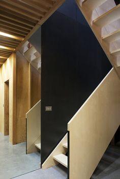 jonathan tuckey design / frame house, west london mews
