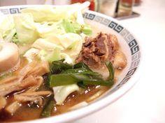 桂花ラーメン 渋谷センター街店 (けいからーめん) - 渋谷/ラーメン [食べログ] 太肉麺