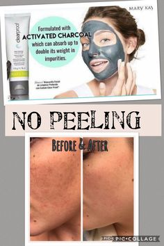 Mary Kay's new charcoal mask!!! It's amazing!! Contact me to order! Autumnakins123@marykay.com