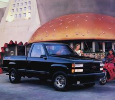 Consider the Chevrolet Cameo Carrier, produced from or the car-based El Camino, built for five generations and a total of 1993 Chevy Silverado, Chevy Ss, Chevrolet Trucks, Chevrolet Camaro, Chevy 1500, Sport Truck, Truck Interior, Chevrolet Equinox, Chevy Pickups