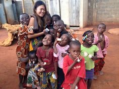 Kailend volunteer Kim, from the Netherlands who stayed with us for 6 months