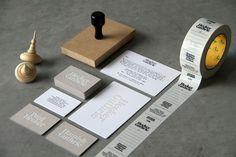 Hecker Guthrie Identity branding collatoral