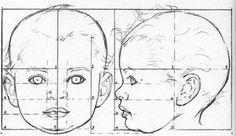пропорции ребенка - Поиск в Google