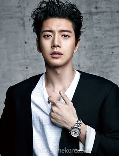 Park Hae Jin - Esquire Magazine April Issue '16