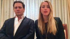 Johnny Depp and Amber Heard's hilarious... #AmberHeard: Johnny Depp and Amber Heard's hilarious 'apology' isn't going to win… #AmberHeard