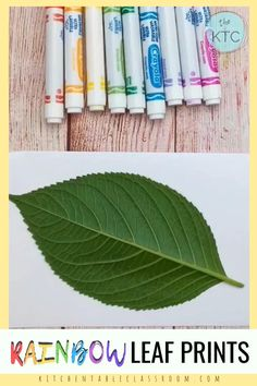 Easy Halloween Crafts, Fall Crafts For Kids, Easy Christmas Crafts, Toddler Crafts, Diy For Kids, Summer Crafts, Leaf Crafts Kids, Leaf Art, Nature Crafts