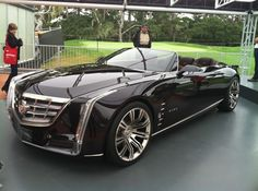 I would sell my major organs for this... Cadillac Ciel