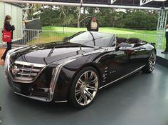 I would sell my major organs for this... Cadillac Ciel