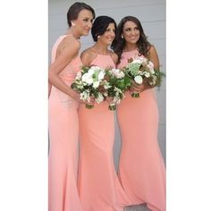 Gorgeous #bridesmaids in our Isabella Dress #whiterunway #realrunway #weddingfash