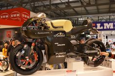 Sarolea invested in an electric superbike and raced it at the Isle of Man TT Zero