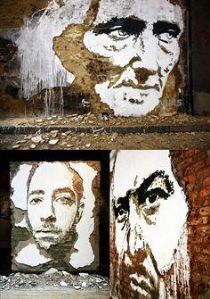 Alexandre Farto #street art