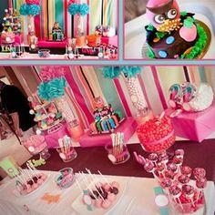 Bing : girl 1st birthday ideas