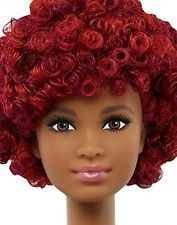 Barbie Fashionista Doll in Fab Fringe Fashionistas Doll Collectable Figure