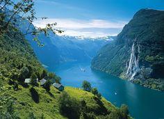 Norway Fjords. So beautiful!