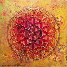 @solitalo La Flor de la Vida es un antiguo símbolo y patrón de la geometría sagrada enviado a la humanidad por el Universo del Creador. Usado a menudo para representar la conexión de todos los sere…