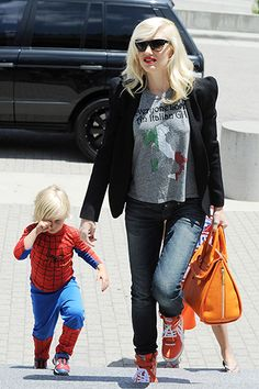 Gwens Little Superhero