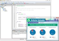 code block ide with simulator