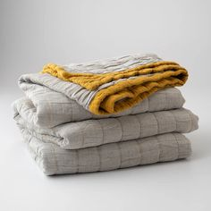 Luxury Bedding Sets On Sale Quilt Bedding, Linen Bedding, Bedding Sets, Bed Linens, Floral Comforter, Cotton Blankets, Cotton Quilts, Diy Blankets, Mustard Bedding