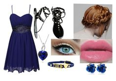 """""""Untitled #381"""" by jazziengle ❤ liked on Polyvore featuring Little Mistress, Report, Urban Decay and BCBGeneration"""