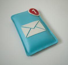 Envelope Icon Application Iphone Case · $16.00