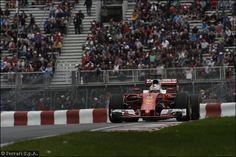 """Dopo la P3 Vettel aveva fatto """"pensierino"""" alla pole"""