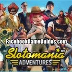 Slotomania Adventures Unlimited Coins Cheat