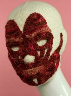 by Ben Cuevas (this may be knit)