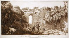 View of Arco Felice. English. Gift of Robert Dance. Courtesy: Indianapolis Museum of Art, Indianapolis, Indiana (USA)