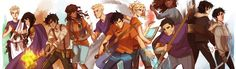 All Heroes Fall - Percy Jackson Fanfiction