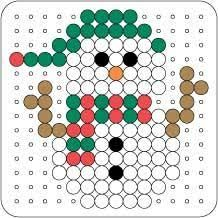 Bügelperlen – Schneemann Ironing beads – snowman Get more photo about subject related with by looking at photos gallery at Perler Bead Designs, Hama Beads Design, Pearler Bead Patterns, Diy Perler Beads, Perler Bead Art, Perler Patterns, Pearler Beads, Fuse Beads, Pixel Beads