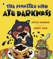 The Monster Who Ate Darkness (Paperback)