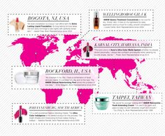 6 of the Most Loved Avon Beauty Products from Around the World