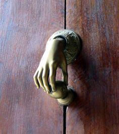 Granada door knocker