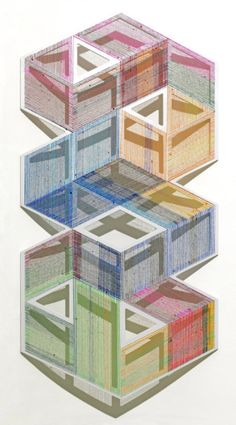 Art at the Border: Superstructure by Adrian Esparza at 516 Arts in Albuquerque NM