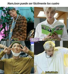 Namjoon, K Pop, Drama Memes, Bts Rap Monster, Bts Chibi, Bts Video, Bts Edits, Bts Members, Bts Bangtan Boy