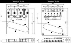 Printable guitar template PDF? - Page 26 - Telecaster Guitar Forum
