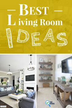 Wanna have a stylish #livingroom room to relax and enjoy family life? Check out  http://topreveal.com/stylish-living-room-ideas