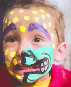 #LOVE #hijo #infantil #maquillaje #amor
