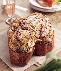 Italian Easter Bread: Recipe: bonappetit.com