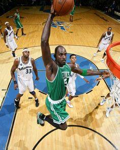 Kevin Garnett - Boston Celtics