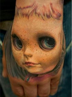 That Is Some Serious Ink! – 32 Pics