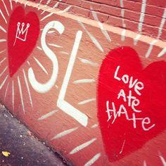 Love ate Hate. #Oslove - @mariagjerpe- #webstagram