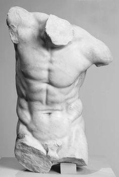 Torso of a Dancing Faun, 1st century Graeco-Roman