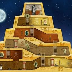 Explore the world of Ancient Egypt by playing the terrific games shared by the Museum of Scotland: Egyptian tomb adventure, Land of the Egyptians, Dress like an Egyptian, Egyptian hieroglyphics and Temple stores game