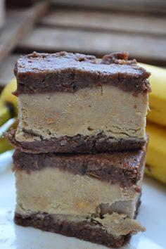 Lodowa kanapka Vegan Sweets, Healthy Sweets, Tiramisu, Vegan Cheesecake, Ethnic Recipes, Desserts, Food, Tailgate Desserts, Deserts