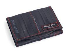 Portemonnaie aus Fahrradschlauch von Pelle Mia bei Kult-Design-Unikate