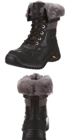 UGG Womens Adirondack II Winter Boot  These are gorgeous!!! I am normally  an 8 in Uggs and a 9 in other shoes 0853a695dd025