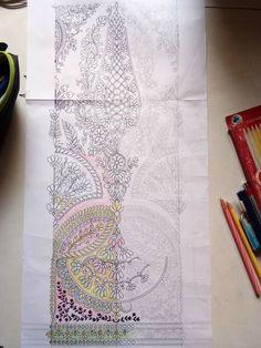Bead Embroidery Patterns, Textile Patterns, Beaded Embroidery, Hand Embroidery, Embroidery Designs, Pattern Art, Pattern Design, Apple Wallpaper Iphone, Pencil Design