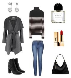 Simple Elegance Fall/Winter 17 by enciel11 on Polyvore featuring Mode, Emilio Pucci, MICHAEL Michael Kors, 2LUV, Yves Saint Laurent, Michael Kors, Bling Jewelry and Byredo